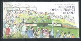 """Bloc Souvenir """"centenaire De L'open De France De Golf"""" De 2007 Yvert N° 13 Neuf Sous Blister Cote 8 Euros - Blocs Souvenir"""