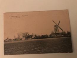 Langemark - Poelkapelle - Langemarck - Veldhoek Met Molen Mill Muhle Mouling - Uitg. Bossaert Crevits - Langemark-Poelkapelle