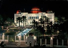 !  1964 Ansichtskarte, Modern Postcard, Tripoli, Tripoli, Royal Palace, Libya, Lybien, Malta - Libye