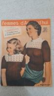 FEMMES D'AUJOURD'HUI N°289 DE 11/1950 - Bücher, Zeitschriften, Comics