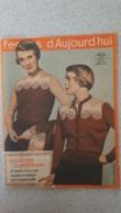FEMMES D'AUJOURD'HUI N°291 DE 11/1950 - Bücher, Zeitschriften, Comics
