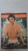 FEMMES D'AUJOURD'HUI N°324 DE 07/1951 - Ohne Zuordnung
