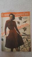 FEMMES D'AUJOURD'HUI N°331  DE 09/1951 - Ohne Zuordnung
