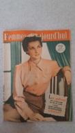 FEMMES D'AUJOURD'HUI N°332  DE 09/1951 - Ohne Zuordnung