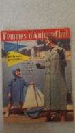 FEMMES D'AUJOURD'HUI N°540  DE 09/1955 - Ohne Zuordnung