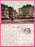 Valenciennes - Entrée De La Rue De Lille - Attelage - Animée - Oblit. K.D FELD POSTEXPED 30 INF. DIV. 616 - 1915 - Valenciennes