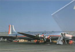 American Airlines Douglas DC-6A  N90781 Avion DC6 Airplane At LAX Aereo - 1946-....: Era Moderna