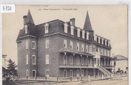 Hôtel Commercial, Fraserville, Québec, S. Belle Éditeur (F132) - Montreal