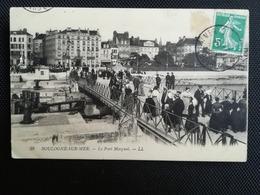 CPA (62) - BOULOGNE-SUR-MER - Le Pont Marguet (s) - Boulogne Sur Mer