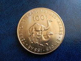 Territoire Français Des Afars Et Des Issas     100 Francs 1975  -- Sup -- - Colonie