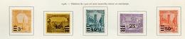 Tunisie - Tunesien - Tunisia 1928 Y&T N°154 à 158 - Michel N°161 à 165 * - Sites Divers - Tunisie (1888-1955)