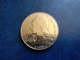 La Réunion  100  Francs   1964     -- SPL -- - Reunión