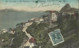 Brasil, Vitória. Rio De Janeiro. Santa Tereza, Curvelo. 1911 - Rio De Janeiro