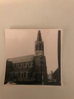 Zonnebeke Zandvoorde  - Kerk  -  Old Picture - Oude Foto - Plaatsen