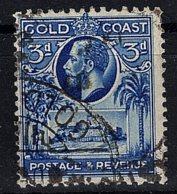 Gold Coast, 1928, SG 108, Used - Gold Coast (...-1957)