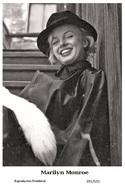 MARILYN MONROE - Film Star Pin Up PHOTO POSTCARD - 201-631 Swiftsure Postcard - Berühmt Frauen