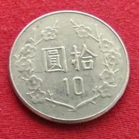 Taiwan 10 Yuan 1981 / 70 Y# 553  Lt 178  China Formosa Chine - Taiwán