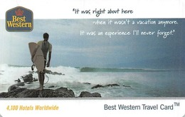 Best Western Travel Card / Gift Card - Cartes Cadeaux
