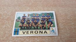 Figurina Calciatori Panini 1975/76 - 295 Verona - Edizione Italiana