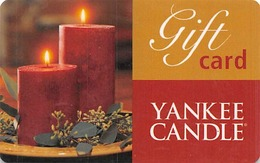 Yankee Candle Gift Card - Cartes Cadeaux