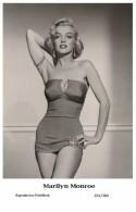 MARILYN MONROE - Film Star Pin Up - Swiftsure PHOTO  Postcard 2000 201/380 - Mujeres Famosas