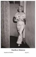 MARILYN MONROE - Film Star Pin Up - Swiftsure PHOTO  Postcard 2000 201/377 - Mujeres Famosas