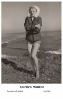 MARILYN MONROE - Film Star Pin Up PHOTO POSTCARD- Publisher Swiftsure 2000 (201/365) - Mujeres Famosas