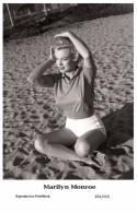 MARILYN MONROE - Film Star Pin Up PHOTO POSTCARD- Publisher Swiftsure 2000 (201/423) - Mujeres Famosas