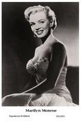 MARILYN MONROE - Film Star Pin Up PHOTO POSTCARD- Publisher Swiftsure 2000 (201/645) - Artistas
