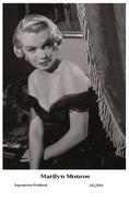 MARILYN MONROE - Film Star Pin Up PHOTO POSTCARD- Publisher Swiftsure 2000 (201/899) - Mujeres Famosas
