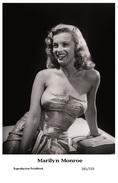 MARILYN MONROE - Film Star Pin Up PHOTO POSTCARD- Publisher Swiftsure 2000 (201/723) - Artistas