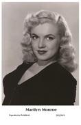 MARILYN MONROE - Film Star Pin Up PHOTO POSTCARD- Publisher Swiftsure 2000 (201/643) - Artistas