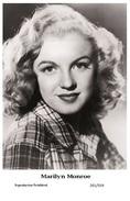 MARILYN MONROE - Film Star Pin Up PHOTO POSTCARD- Publisher Swiftsure 2000 (201/559) - Artistas