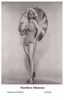 MARILYN MONROE - Film Star Pin Up PHOTO POSTCARD- Publisher Swiftsure 2000 (201/338) - Artistas