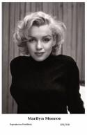 MARILYN MONROE - Film Star Pin Up PHOTO POSTCARD- Publisher Swiftsure 2000 (201/318) - Artistas