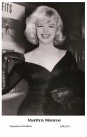 MARILYN MONROE - Film Star Pin Up PHOTO POSTCARD- Publisher Swiftsure 2000 (201/277) - Artistas