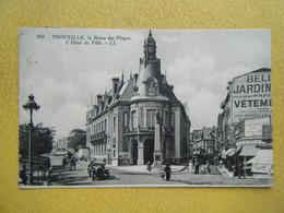 TROUVILLE SUR MER. L'Hôtel De Ville. - Trouville