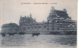 Zuydcoote - Sanatorium Maritime, La Ferme - Dunkerque