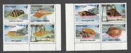Philippines, 1998, Sea Shells. Set Of 8v, MNH** - Vie Marine