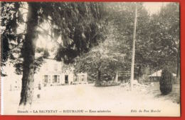34 - LA SALVETAT -Rieumajou- Eaux Minérales - - Recto Verso-Paypal Sans Frais - La Salvetat