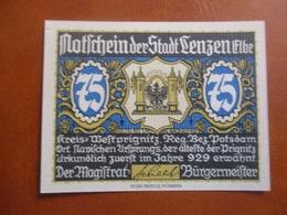 GERMANY NOTGELD 1921-23 UNC - [11] Lokale Uitgaven