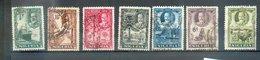 A 228 - NIGERIA -  YT 37-38-39-40-41-43-44 ° Obli - Nigeria (...-1960)