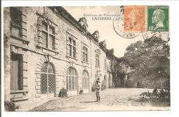 47 Lasserre. Le Chateau - France