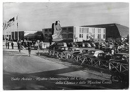 Busto Arsizio (Varese). Mostra Internazionale Del Cotone Della Chimica E Delle Macchine Tessili. Auto, Car, Voitures. - Varese