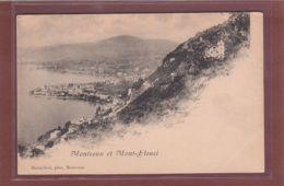 Vaud - MONTREUX Et MONT-FLEURI - VD Vaud