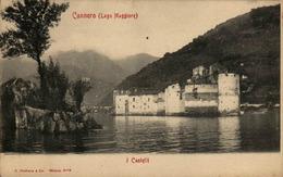 CANERO ( Lago Maggiore) - I Castelli - Verbania