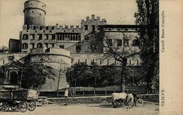 TRIENT - Castell Buon Consiglio - Trento