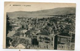 CPA  Liban / Lebanon : BEYROUTH   Panorama   A  VOIR  !!!!!!! - Libanon