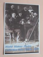 WORLD HISTORY Photos Collection Brice PERIN - 2016 ( Zie / Voir Photo ) Copie D'un Vieille Photo ! - Modave