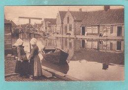 Small Postcard Of Volendam, North Holland, Netherlands,S69. - Volendam